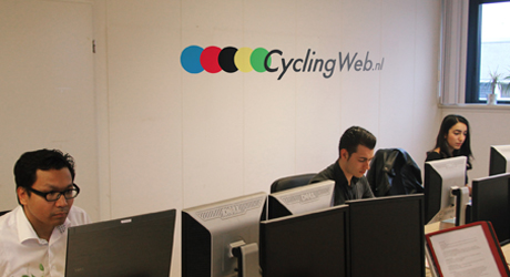 cyclingweb team