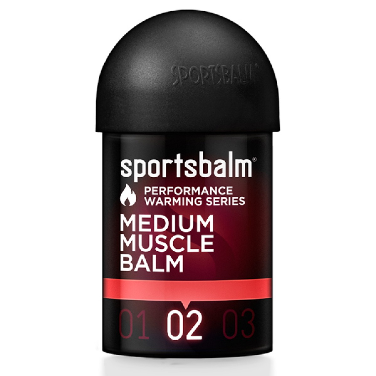 MEDIUM MUSCLE BALM 150ML - 3 ST,