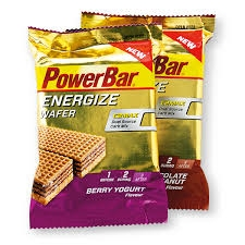 PowerBar Energize Wafer Berry Yoghurt 40g