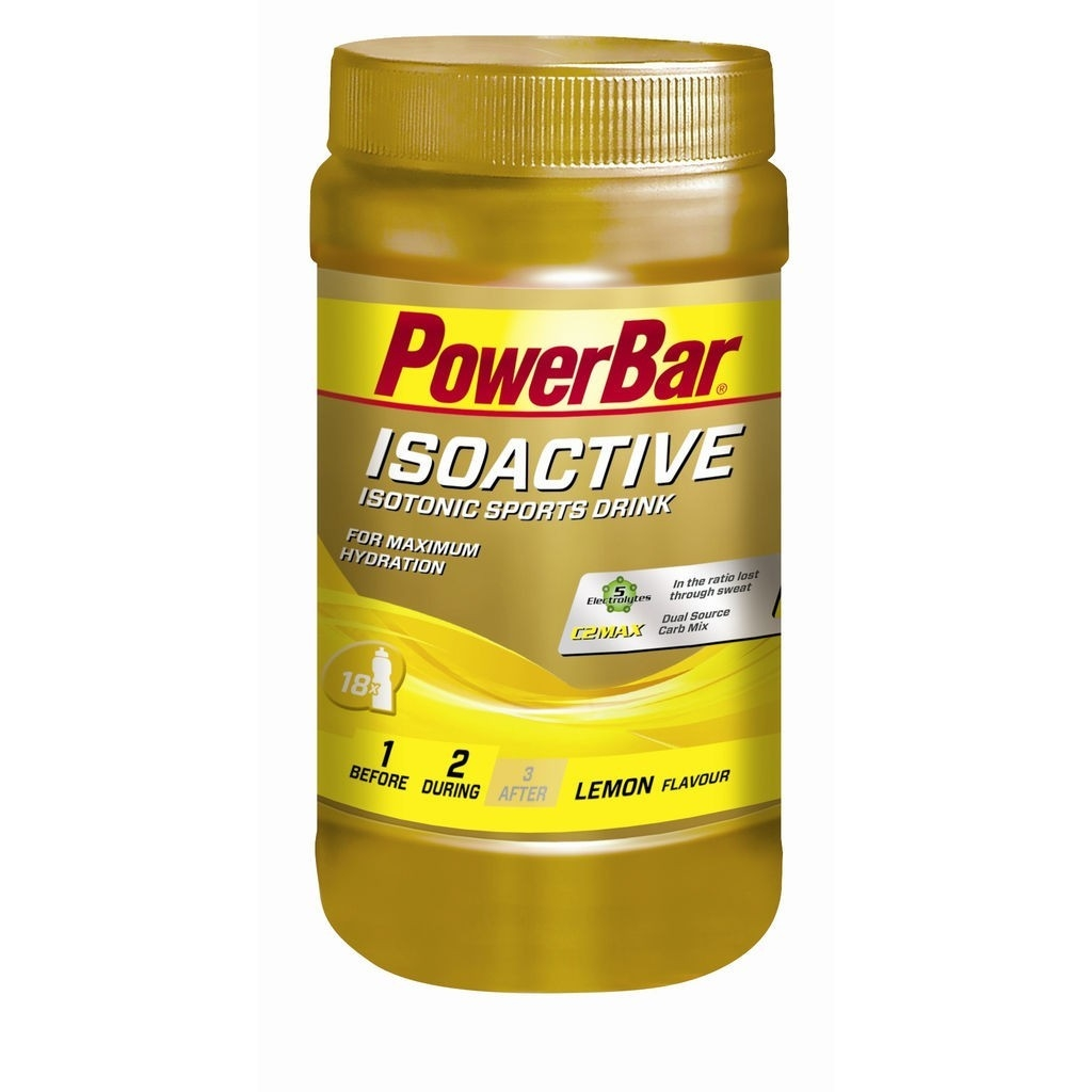 PowerBar IsoActive Lemon 600 gr