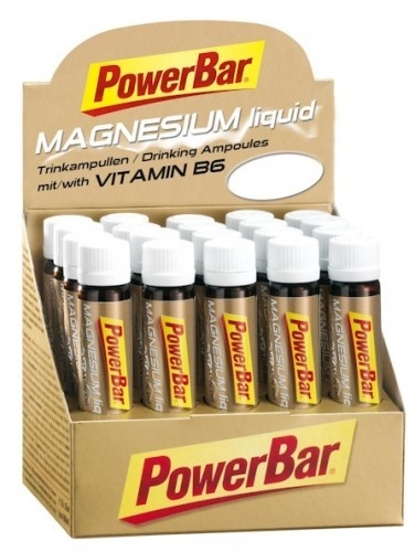 PowerBar Magnesium Ampuls Citrus 25 ml